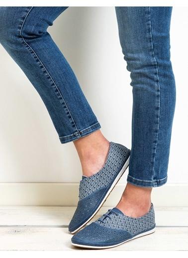 Pierre Cardin Sneakers Mavi